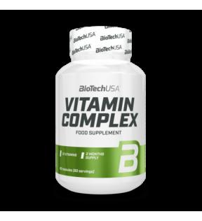 BiotechUSA Vitaminen en Mineralen - Vitamin Complex 60 caps