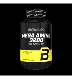 BiotechUSA Aminozuren- Mega Amino 100 tab.