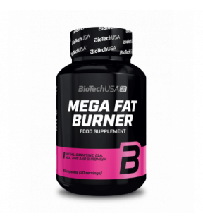 BiotechUSA Biotechusa For Her - Mega Fat Burner 90 tab.