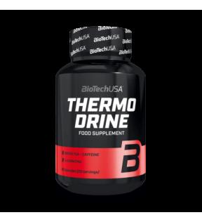 BiotechUSA Lipotrope en Thermogene formule - Thermo Drine 60 caps.