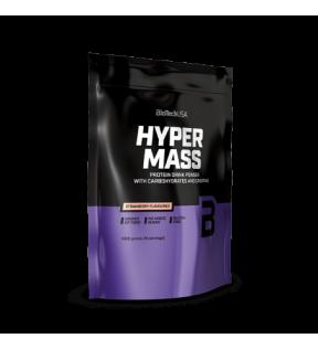 BiotechUSA Gainers en carbs - Hyper Mass 1000g