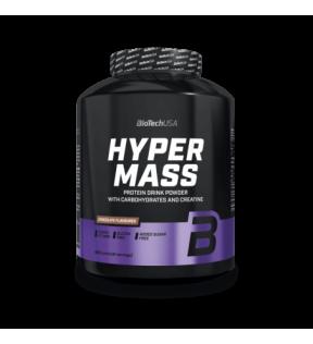 BiotechUSA Gainers en carbs - Hyper Mass 4000g