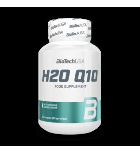 BitechUSA Vitaminen en Mineralenx - H2O Q10 60 caps.