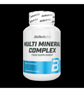 biotechUSA Vitaminen en Mineralen - Multi Mineral Complex 100 tab