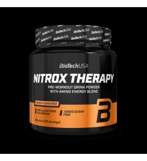 BiotechUSA Pre Workoutx - Nitrox Therapy 340g