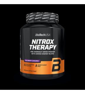 BiotechUSA Pre Workout - Nitrox Therapy 680g