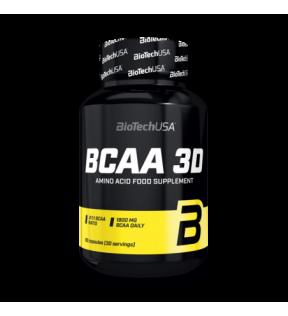 BiotechUSA Aminozuren - BCAA 3D 90 caps.