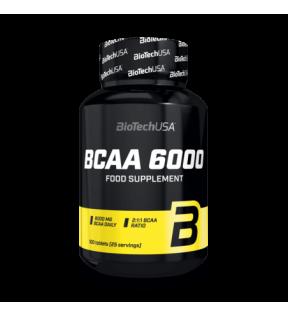 BiotechUSA Aminozurenx - BCAA 6000 100 tab.