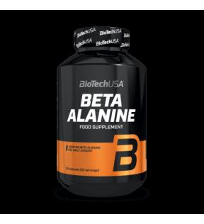 BiotechUSA Pre Workout - Beta Alanine 90 caps.