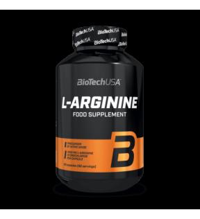 BiotechUSA Pre Workout - L-Arginine 90 caps