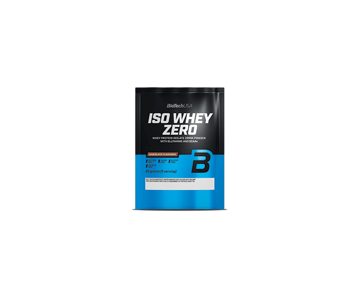 BiotechUSA Eiwit - Iso Whey Zero 25g
