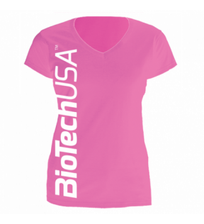 BioTechUSA Accessories - Womens T-Shirt BioTechUSA