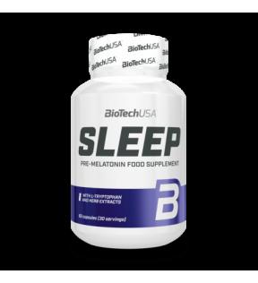 BiotechUSA Vitaminen en Mineralen - Sleep 60 caps.