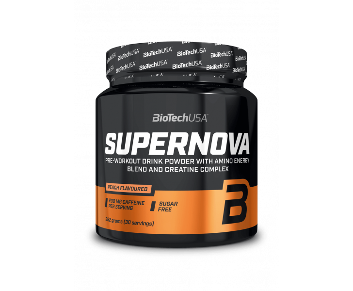 BiotechUSA Pre Workout - Super Nova 282g
