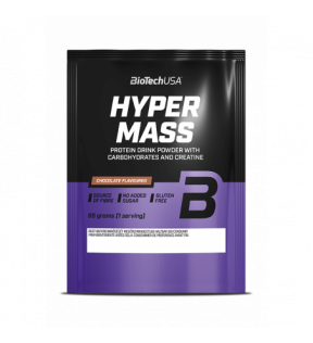 BiotechUSA Gainers en carbs - Hyper Mass 65g