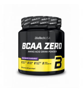 BiotechUSA Aminozuren - BCAA ZERO 360g