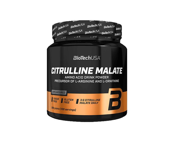 BiotechUSA Pre Workout - Citrulline Malate 300g