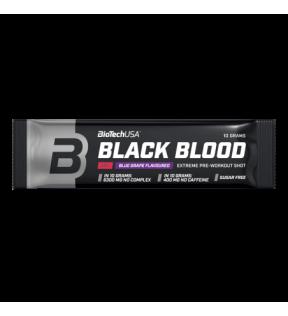 BiotechUSA Pre Workout - Black Blood CAF+ 10g