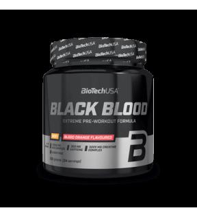 BiotechUSA Pre Workout - Black Blood NOX+ 330g