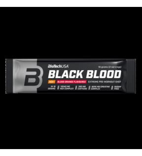 BiotechUSA Pre Workout - Black Blood NOX+ 19g