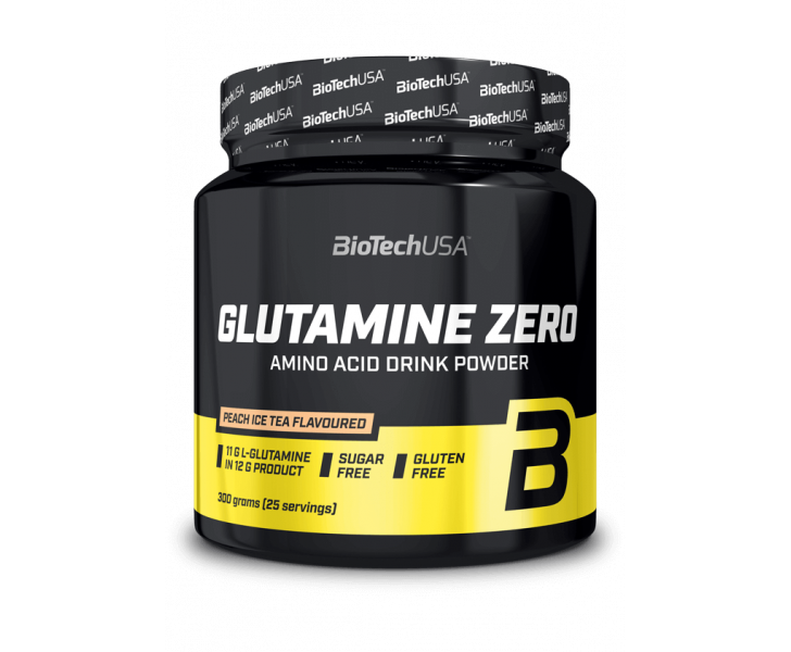 BiotechUSA Aminozuren - Glutamine Zero 300g