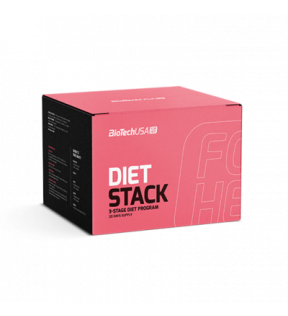 BiotechUSA Pakketten - Diet Stack - For Her