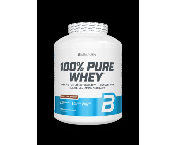 BiotechUSA Eiwit - 100% Pure Whey 2270g