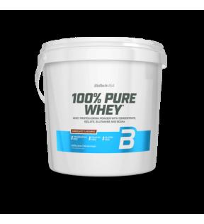 BiotechUSA Eiwit - 100% Pure Whey 4000g