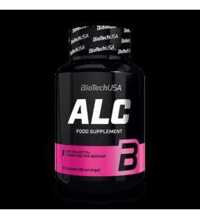 BiotechUSA L-Carnitin - ALC 60 caps.