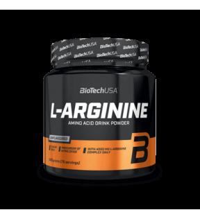 BiotechUSA Pre Workout - L-Arginine 300g