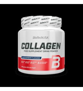 BiotechUSA Vitaminen en Mineralen - Collagen 300g