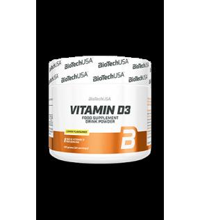BiotechUSA Vitaminen en Mineralen - Vitamin D3 150g