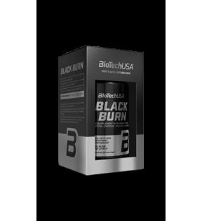 BiotechUSA Lipotrope en Thermogene formulex - Black Burn 90 caps.