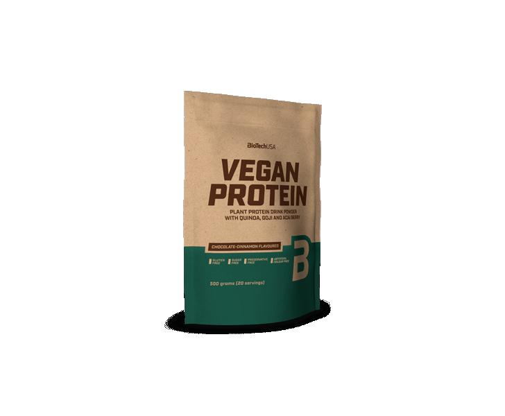 BiotechUSA Eiwit - Vegan Protein 500g