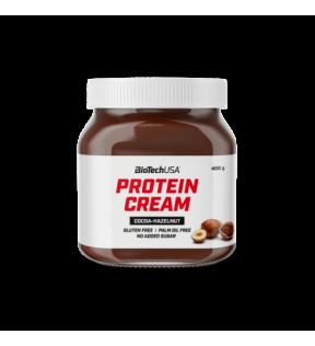 BiotechUSA Eiwit - Protein Cream 400g