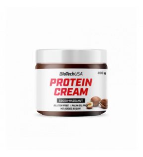 BiotechUSA Eiwit - Protein Cream 200g