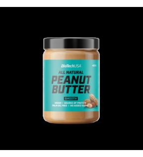 BiotechUSA Gezonde levensstils - Peanut Butter 400g