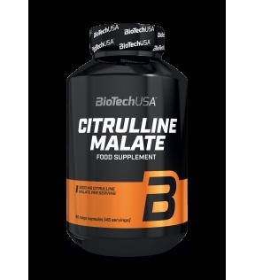 BiotechUSA Pre Workout - Citrulline Malate 90 caps.