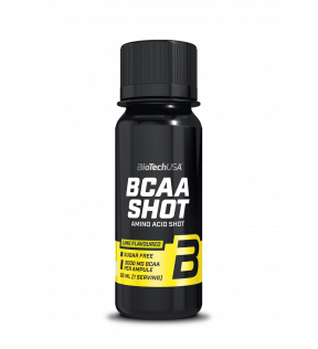 BiotechUSA Aminozuren - BCAA Shot 60ml