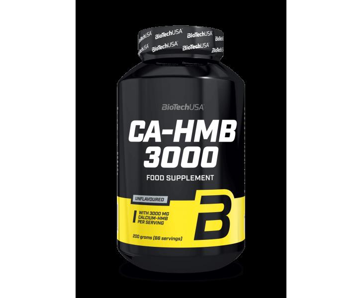 BiotechUSA Aminozuren - CA-HMB 3000 200g