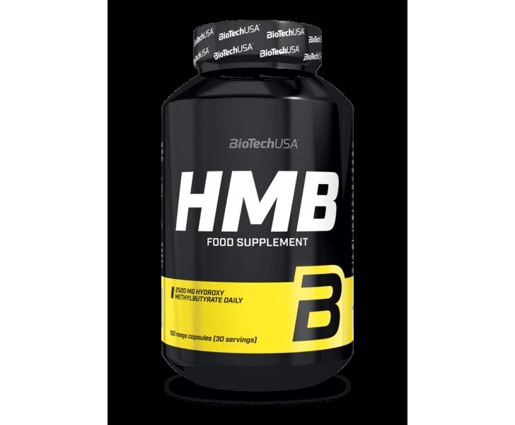 BiotechUSA Aminozuren - HMB 150 Caps.