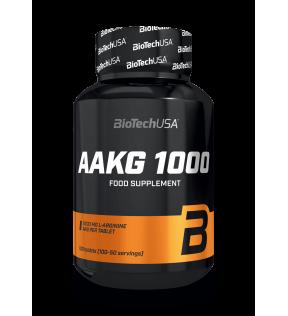 BiotechUSA Pre Workout - AAKG 1000mg / 100 tab.