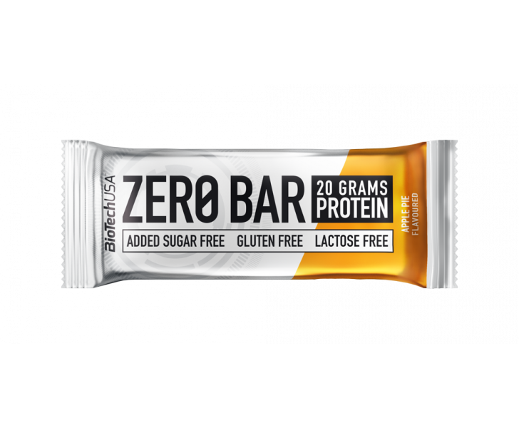 BiotechUSA Repen En Dranken - Zero Bar 50g