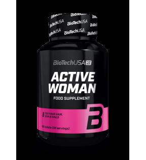 BiotechUSA Biotechusa For Her - Active Woman 60 tab.