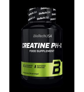 Creatine pH-X 90 caps.
