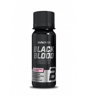 Black Blood Shot 60ml pink grapefruit
