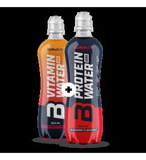 Vitamin Water 2eHalve Prijs