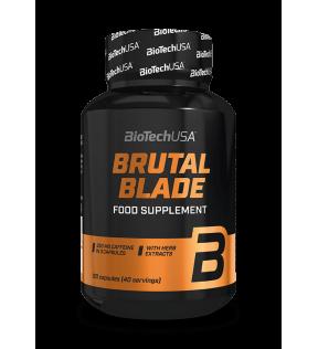 BiotechUSA Lipotrope en Thermogene formule - Brutal BLADE 120 caps