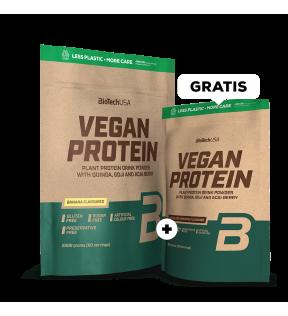 Vegan Protein 2000g+500g gratis