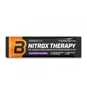 BiotechUSA Pre Workout - Nitrox Therapy 17g